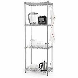 Storage Standing Shelf Units Shelves, Adjustable Heavy Duty