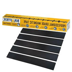 Strong Magnetic Tape Strip Adhesive Heavy Duty Thicker 32Mm
