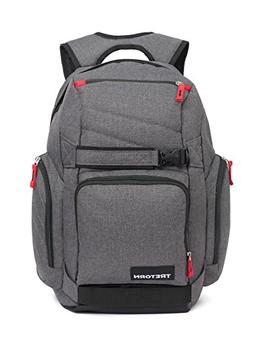 Superior Quality Two Toned Backpack By TRETORN   Waterproof