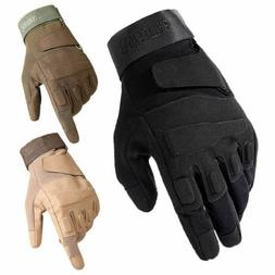 Tactical Mechanic Wear Gloves Men Safety Work Driving Police