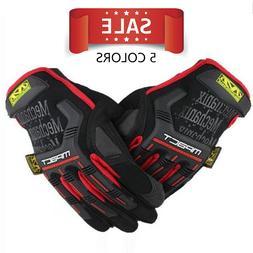 tactical mechanics wear construction safety work gloves