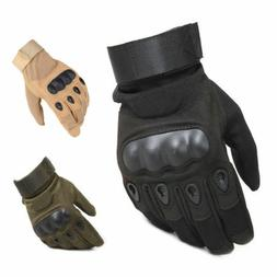 tactical mechanics wear safety gloves construction engineeri