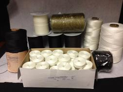 Heavy Duty Thread - Hand Sewing~Leather~Saddle
