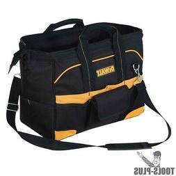"DeWalt 16"" Tradesman's Tool Bag - CLC Custom Leather Craft D"