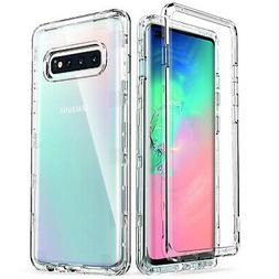 transparent heavy duty shockproof rugged case cover