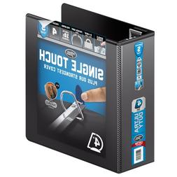 Wilson Jones 3 Ring Binder 4 Inch, Ultra Duty D-Ring View Bi