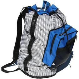 USA Crafted laundry bag Urban Rucksack heavy duty mesh backp