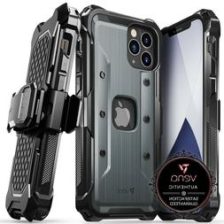 Vena  Shockproof Heavy Duty Holster Belt Clip Case for iPhon