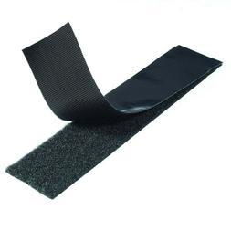 "Velcro Sticky Strength Back Tape Adhesive 4"" X 2"" Strips Hea"