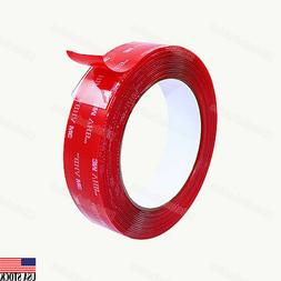3M VHB 4910 Transparent Double Sided Tape 3000mm*15mm width