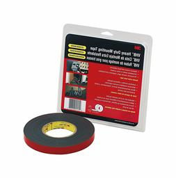 3M VHB Heavy Duty Mounting Tape 5952 Black, 3/4 in x 15 yd 4