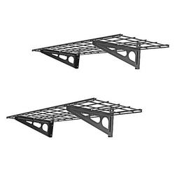 Wall Mount Garage Shelf Rack Set Garage Organization Floatin