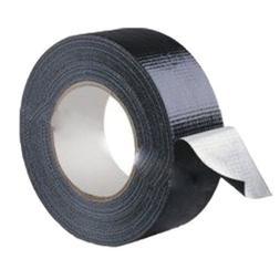 Waterproof Black Highly adhesive Heavy Duty Gaffer Cloth Duc
