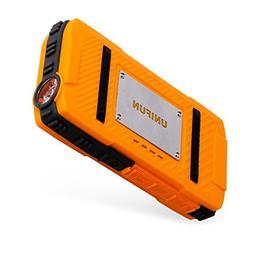 Unifun 10400mAh Waterproof External Battery Power Bank Charg