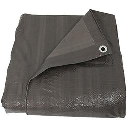 Sunnydaze 9x12 Waterproof Tarp, Heavy Duty Multi-Purpose, Ou