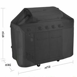 Weber Grill BBQ Cover Outdoor Barbecue Heavy-Duty Waterproof