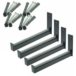 Wheel Hangers Set - Wall Mount Tire Rack Alternative - Space