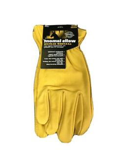 Wells Lamont Work Gloves Construction Leather Cowhide Premi