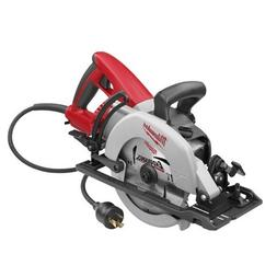 Milwaukee 6577-20 7-1/4-Inch Worm Drive Circular Saw with Tw