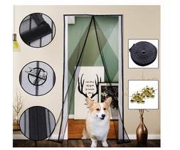 Yofit Magnetic Screen Door,Heavy Duty Mesh Curtain Self-adhe