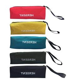 Zippered Canvas Tool Bag with Hanging Loop Multi-Purpose Hea