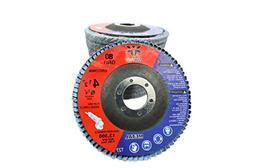 Sanding Discs - 4.5in Heavy Duty Zirconia Abrasive Grinding